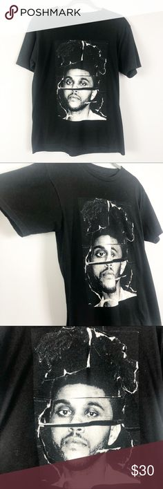 64e5b1e56d30 The Weeknd Beauty Behind the Madness Tee Black T-shirt featuring The Weeknd  Graphic photo