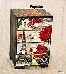 Krabičky - Belle Paris - 4978035_