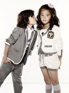 Stylistix, nueva marca de moda infantil, ropa para niños y niñas colección de verano de Stylistix | Minimoda.es