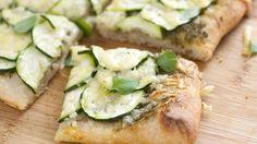 Zucchini-Pesto Tart