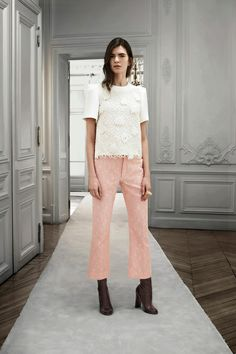 Chloé Pre-Fall 2013 Collection Slideshow on Style.com
