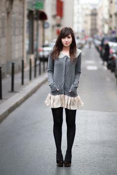Uma Wang #dress http://www.umawang.com/en/