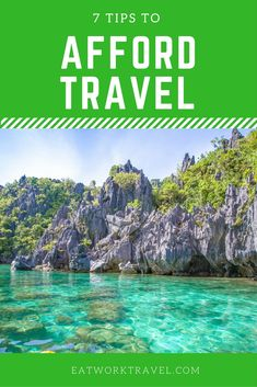 Want to find more ways to afford travel? Check out these 7 tips on how we are able to afford travel each year.