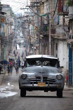 Just a street in Havana