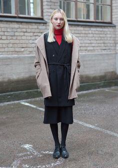 Iris - Hel Looks - Street Style from Helsinki
