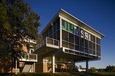 Jacksonville University Marine Science Research Institute - Rink Design Partnership / Dasher Hurst Architects.