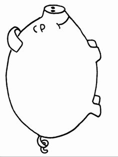 print coloring page and book pig2 animals coloring pages for kids of all ages