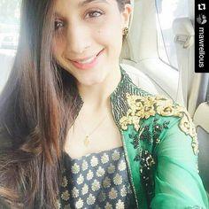 26 Best Mawra images | Pakistanska klänningar