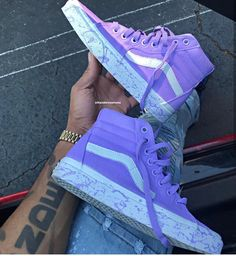 69a744fcef3 8 Awesome Purple Vans images in 2019