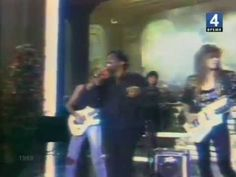 The great Ben E. King with Phil Collen, Rick Savage, and Steve Clark from Def Leppard in 1988.  The video is awesome!