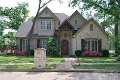 Pretty house here in Bullard texas