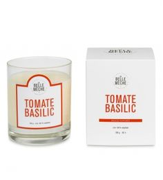 Bougies parfumées - La Belle Mèche