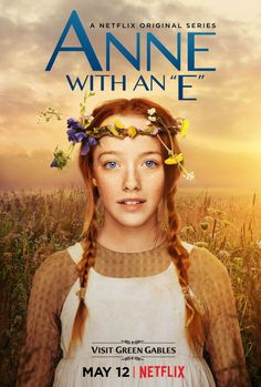 The Anne of Green Gables Netflix Reboot: What Changed & What Stayed the Same – SheKnows Netflix Original Series, Netflix Series, Series Movies, Tv Series, Anne Movie, Movie Tv, Poster Anime, Netflix Movies To Watch, Amybeth Mcnulty