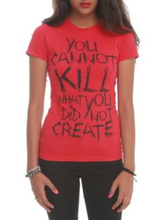 Slipknot You Cannot Kill Girls T-Shirt