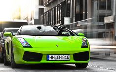 Verde!  (Por LuxCars4You)
