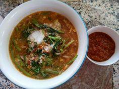 Thai Fisch Suppe