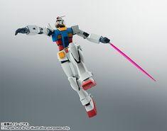 ROBOT魂 <SIDE MS> RX-78-2 ガンダム ver. A.N.I.M.E. | 魂ウェブ