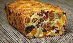 How to Bake A Delicious Yet Healthy Cake Made From Dried Fruit – 1K Recipes!