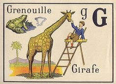 I love this site- ephemera from France, totally random stuff.