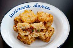 Frittatine di pasta napoletane, il rimedio all'esistenza del più odioso tra i formati di pasta: i bucatini. La ricetta di Sofia Fabiani, in arte Cucinare Stanca.