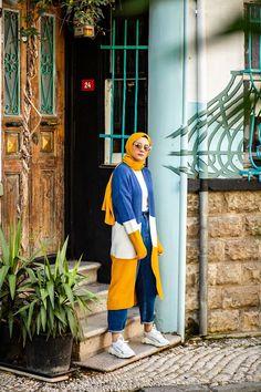 Elif Kübra Genç - Street Style- Elif Kübra Genç