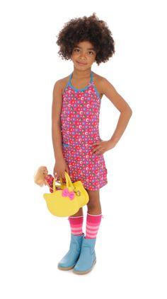 Dress Summer - Brand for Girls