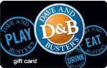 Dave & Busters Gift Card