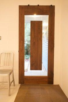glass door with wooden handle pinterest glass doors glasses and doors