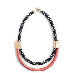 Orly Genger Coral Roxbury Necklace