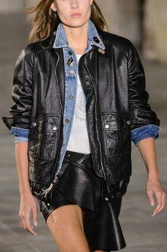 Saint Laurent at Paris Fashion Week Spring 2017 - Details Runway Photos