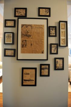 newspaper articles framed explore lockettes photos on flickr