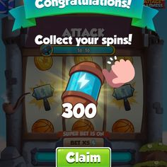 Coin master free spins coin links for coin master we are share daily free spins coin links. coin master free spins rewards working without verification Daily Rewards, Free Rewards, Play Free Slots, Coin Master Hack, Gift Card Number, Coin Collecting, Free Games, Instagram Accounts, Spinning