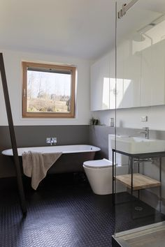 Interiors: TGA |bathrooms Energy Efficiency, Passive House Design, Build Something, Architect House, Sustainable Architecture, New Builds, Beautiful Space, Joinery
