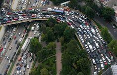 ¿Tenemos un transporte adaptado al cambio climático?    Hacia dónde caminar