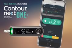 On the 12th December, Ascensia (formerly Bayer) announced an improved version of the Contour Next One Diabetes App which accompanies the Contour Next One glucose meter.