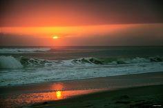 Sunrise at Canaveral National Seashore Playa Linda Beach, Florida