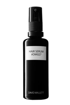 """45 Magical Beauty Buys To Discover #refinery29  http://www.refinery29.com/indie-beauty-shops#slide42  """"Spring hair trends are all about sleekness, which makes this serum perfect for the season. It's lightweight, extremely effective, and with luxuriously silky results — but, truth be told, it had me at the packaging.""""  David Mallett Hair Serum, $65, available at Woodley & Bunny."""
