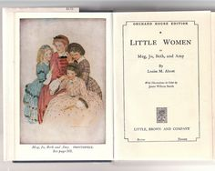 Little Women Orchard House | Little Women 1915 Orchard House Edition by Louisa May Alcott ...