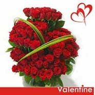 Rose Bunch Online For Valentine Rose Day