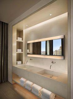 45 Magnificent concrete bathroom design inspirations