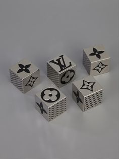 LOUIS VUITTON VINTAGE Dice Game - who wants to play?