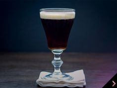 Irish Coffee recipe from Chez Us. Ingredients: 5 cups fresh brewed black coffee, 4 ounces irish whiskey, we use jameson, brown sugar cubes, 1 cup heavy cream. Irish Coffee, Hot Coffee, Coffee Time, Coffee Break, Irish Cocktails, Winter Cocktails, Cocktail Recipes, Oldest Whiskey, Irish Whiskey