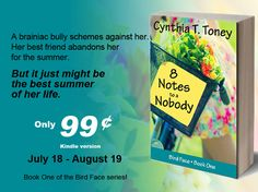 Enjoy 8 Notes to a Nobody at this special price for the Kindle version! Written for girls ages 11 to 14--but women like it too!