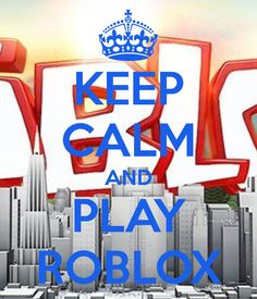 Love it! I play roblox all the time! My username is flowerlilly1000 (without caps) or ClassicBabe (with caps)