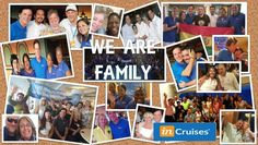 inCruises CORE VALUES:  This membership is on a BOLD and UNSTOPPABLE mission to make amazing cruise vacations more affordable for families all over the world.  Pam and I saw the value instantly.  We believe in saving for our vacations and when we saw that this was a SIMPLE savings plan with 100% matching funds (YES.. 100% MATCHING FUNDS) it was a NO BRAINER for us.  We have taken (2) cruises in the last year using our  membership and the people we have met from all over the world have truly…
