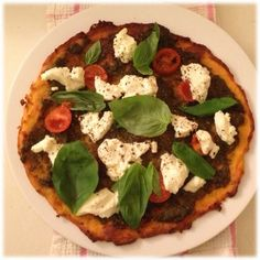 Sweet Potato Pizza Base Recipe from @beglutenfreeB #glutenfree