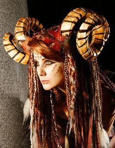 goat horns costume - Sök på Google