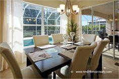 Ferienhäuser Cape Coral Villa Coral Dream - dining