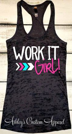 3a670a9fc2d55a Work Out Tanks - Womens Fitness Tank - Workout Tank - Funny Fitness Tank  Tops