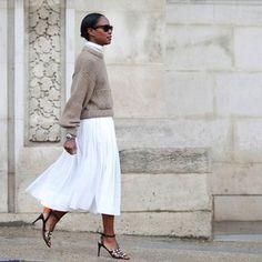 Shala Monroque, fashion consultant